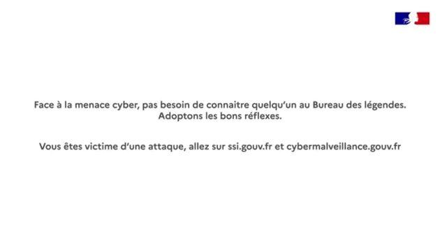 Pour sensibiliser à la cybersécurité, le gouvernement peut compter sur le Bureau des légendes