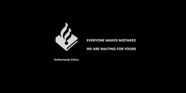 La police néerlandaise publie des avertissements sur les forums cybercriminels