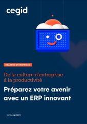 Préparez votre avenir avec un ERP innovant