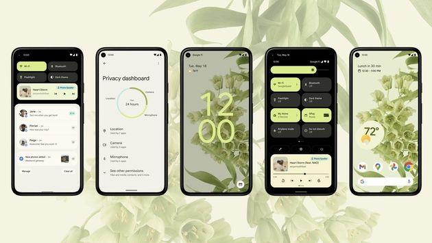 Android12: Comment obtenir la version bêta?