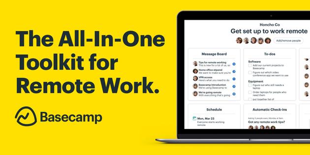 Basecamp: Un tiers des employés sur le départ après des changements dans la culture d'entreprise