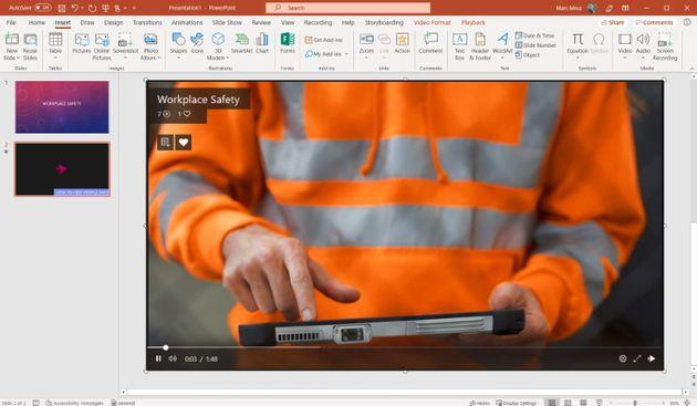 Ce nouvel outil PowerPoint peut évaluer le langage corporel lors des appels Zoom et Teams