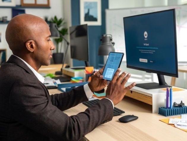 Samsung Galaxy Z Fold3 5G et Z Flip3 5G : des terminaux nés pour le travail hybride