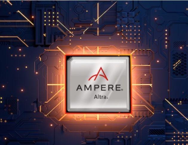 Processeur pour serveurs Ampere Altra Max 128 cœurs disponible, la société présente sa feuille de route en 5 nm