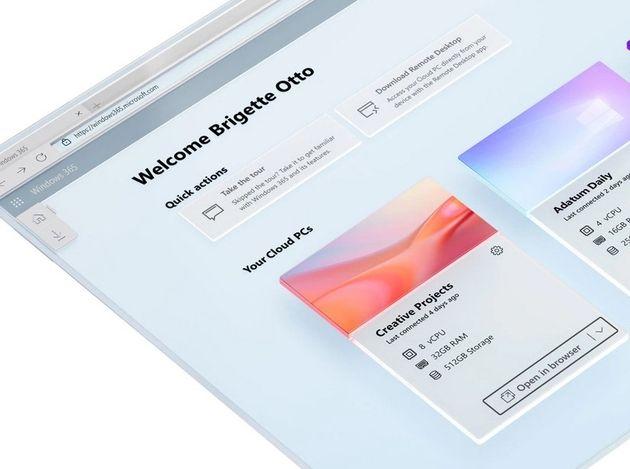 Windows 365 : on a essayé les nouveaux abonnements payants de l'offre PC Cloud de Microsoft