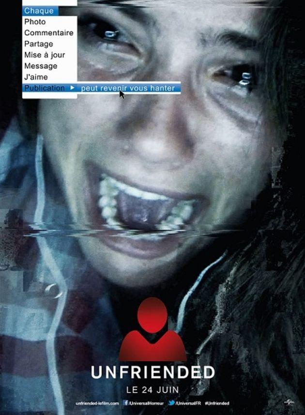 Unfriended : le plus mauvais film de la décennie