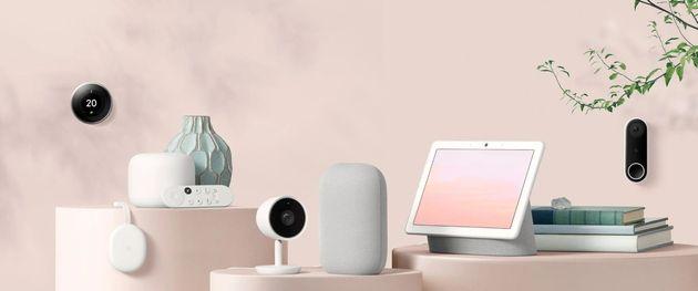 Google définit de nouvelles pratiques de sécurité pour ses appareils Nest