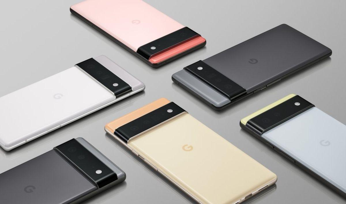 Pixel 6 et Pixel 6 Pro : Google annonce deux nouveaux téléphones sur un processeur maison