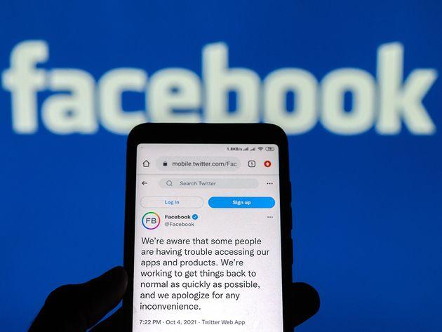 Vidéo: Après six heures d'absence, Facebook, Instagram et WhatsApp sont de retour