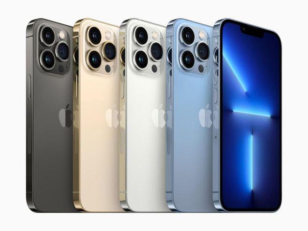 Pénurie de puces: Apple réduit la production de ses nouveaux iPhone