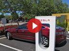 Vidéo : Hertz noue un partenariat avec Tesla pour 100000véhicules électriques