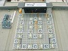 A quoi ressemble la piste d'envol des drones de Wing, sur le toit d'un centre commercial