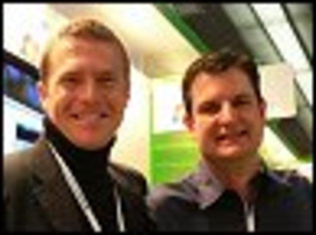 Rencontre avec les responsables de la force de vente de Microsoft France