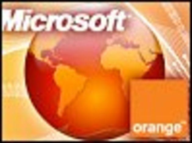 Orange et Microsoft font offre de convergence IP commune